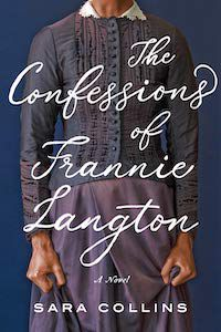 The Confessions of Frannie Langton by Sara Collins book cover