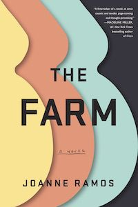 The Farm by Joanne Ramos book cover