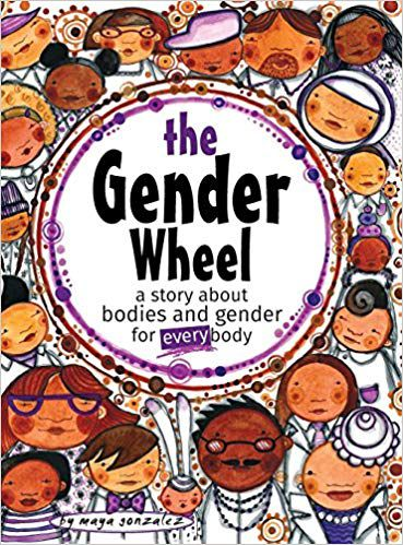 The Gender Wheel cover