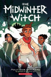 The Midwinter Witch from 2019 LGBTQ Comics and Graphic Novels | bookriot.com