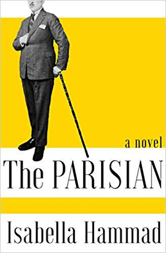 cover of The Parisian by Isabella Hammad