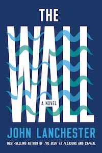 The Wall by John Lanchester book cover