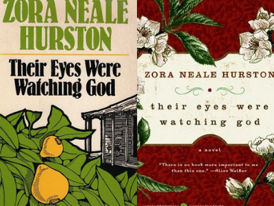 Their Eyes Were Watching God by Zora Neale Hurston Covers from 10 Gorgeous Cover Redesigns | bookriot.com