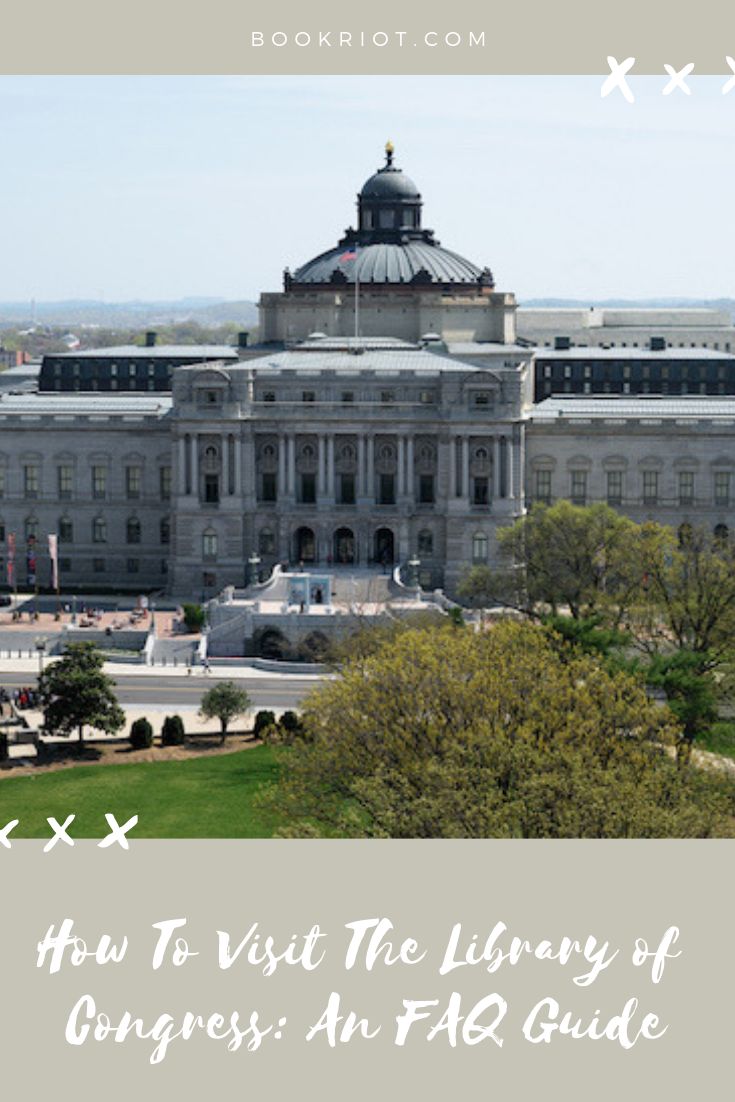 How to visit the Library of Congress: An FAQ guide. library of congress | visit the library of congress | library of congress questions | how to use the library of congress