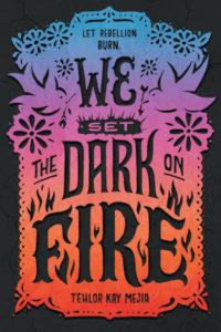we set the dark on fire sydney mardi gras