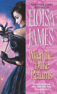 When the Duke Returns by Eloisa James cover