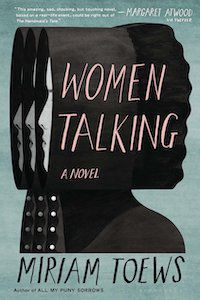Women Talking by Miriam Toews book cover