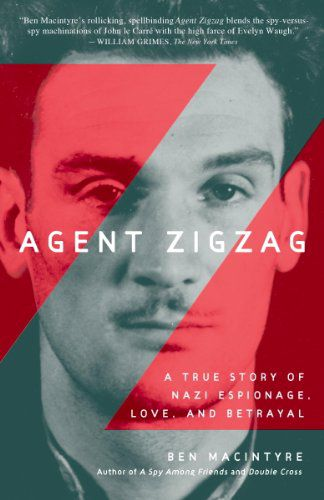 Agent Zigzag cover image