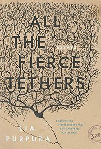All the Fierce Tethers Purpura cover