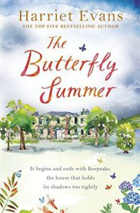 Cover of The Butterfly Summer
