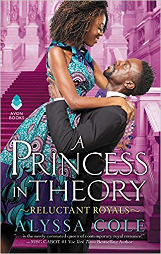 A Princess in theory cover