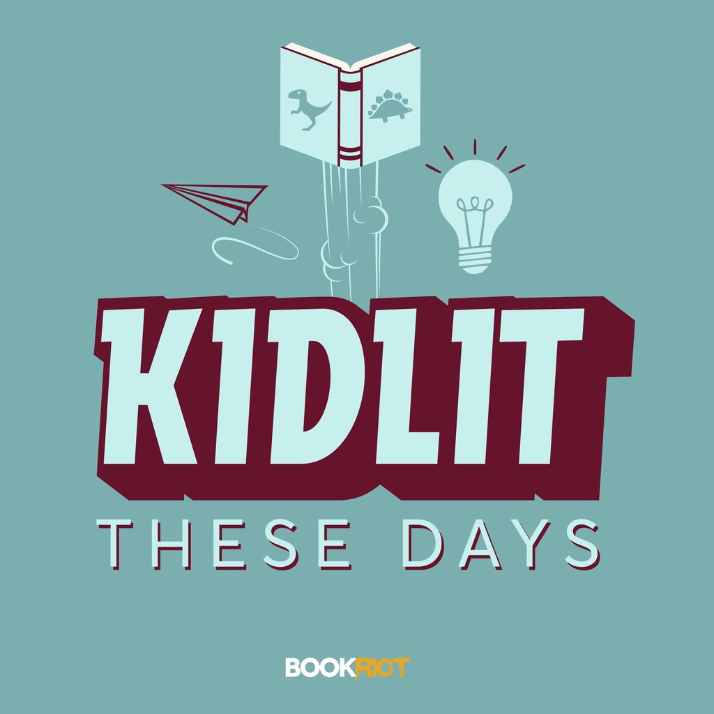 KidLit These Days logo
