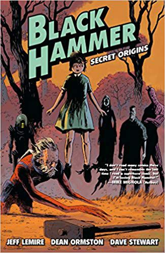 Black Hammer cover image