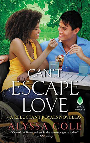 cover of can't escape love by alyssa cole