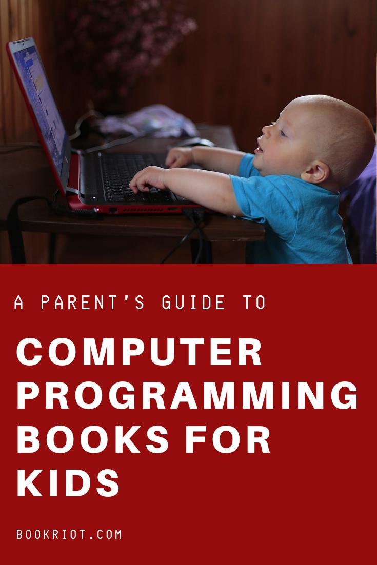 Computer Programming Books for Kids