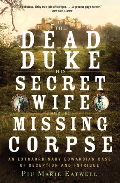 Dead Duke Secret Wife Missing Corpse cover
