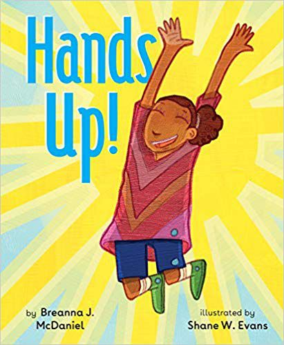 Hands Up by Breana J McDaniel cover image