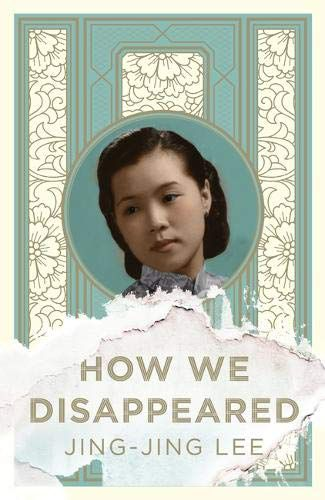 cover of How We Disappeared by Jing-Jing Lee