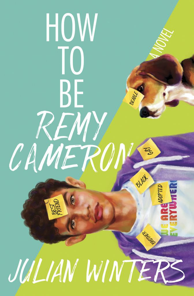 How to be Remy Cameron 1600px (Amazon, Smashwords)