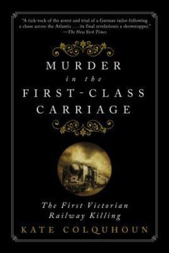 Murder in the First-Class Carriage cover