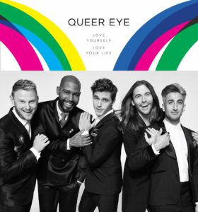 Queer Eye: 5 Books by the Fab Five