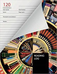 Reading Log Reader's Journal by Reader's Journal