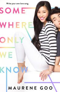 Somewhere Only We Know book cover