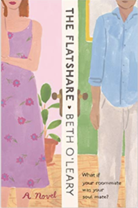 Front cover of The Flat Share