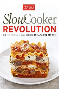 Slow Cooker Revolution by America's Test Kitchen cover