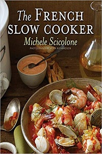 The French Slow Cooker by Michele Scicolone cover