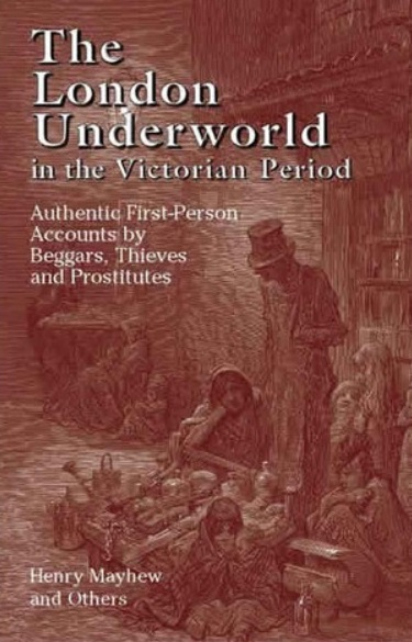The London Underworld cover