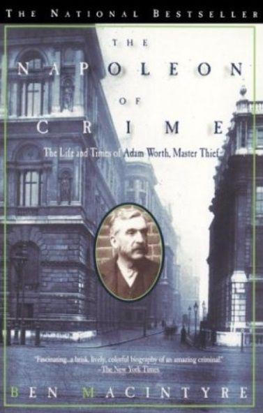The Napoleon of Crime cover