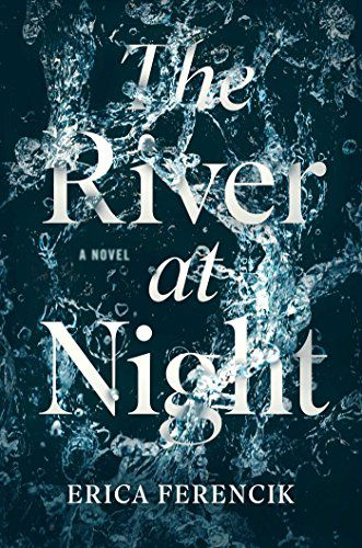 cover of the river at night by erica ferenick