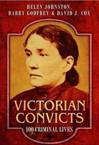 Victorian Convicts cover