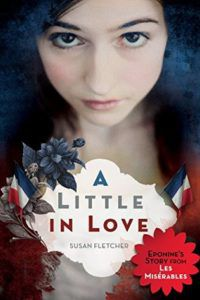 A Little in Love book cover