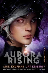 Aurora Rising from 20 YA Books To Add To Your Spring TBR | bookriot.com
