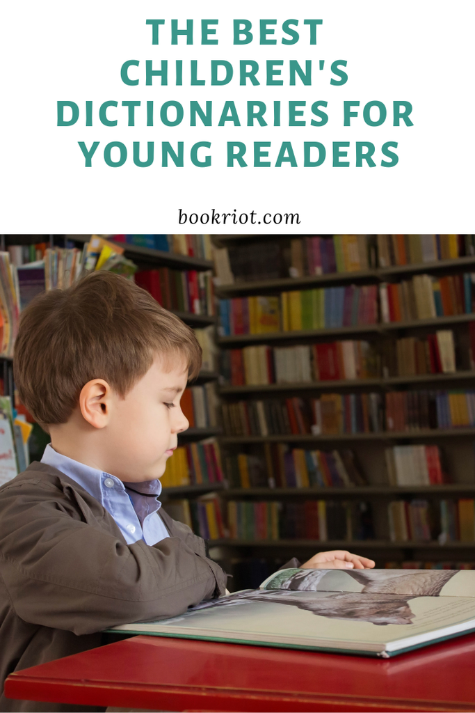 Your young reader deserves a good reference tool. Pick up one of the best children's dictionaries for them (& maybe even enjoy one yourself!) book lists | dictionaries | reference books | best children's dictionaries | books for kids | parenting