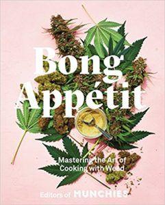 Capa do livro Bong Appetit