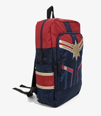 Adult Captain marvel backpack