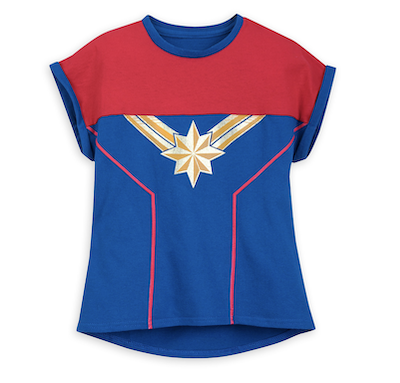 10286c4fc Some of the Best Captain Marvel Merchandise for Fans | Book Riot