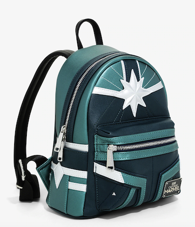 Kree Starforce mini backpack by Loungefly