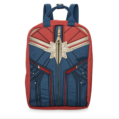 Reversible mini backpack Captain marvel