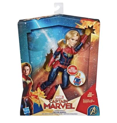 Princess Sparklefists action figure doll