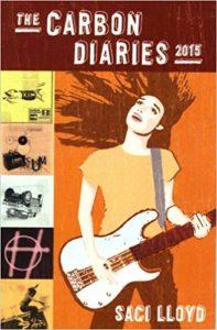 The Carbon Diaries by Saci Lloyd
