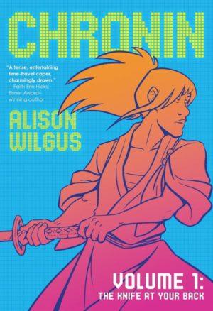 Chronin book cover