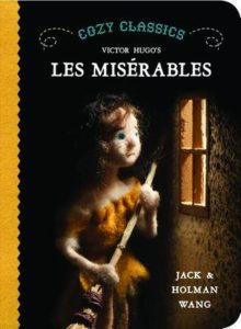 Cozy Classics: Les Miserables book cover