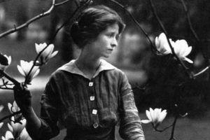 Edna St. Vincent Millay, public domain