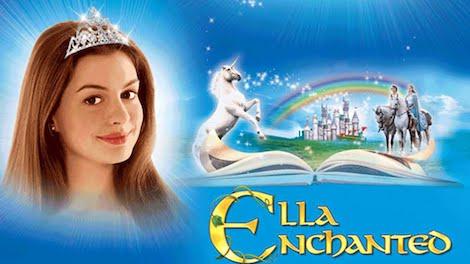 ella enchanted audiobook