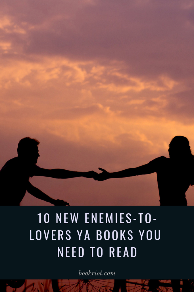 10 new enemies-to-lovers YA books you need to read ASAP. book lists | romance books | romance tropes | enemies-to-lovers books | YA books | YA booklists | YA romance books | enemies-to-lovers YA books | YA book lists | #YALit