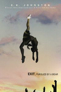 exit, pursued by a bear e.k. johnston book cover